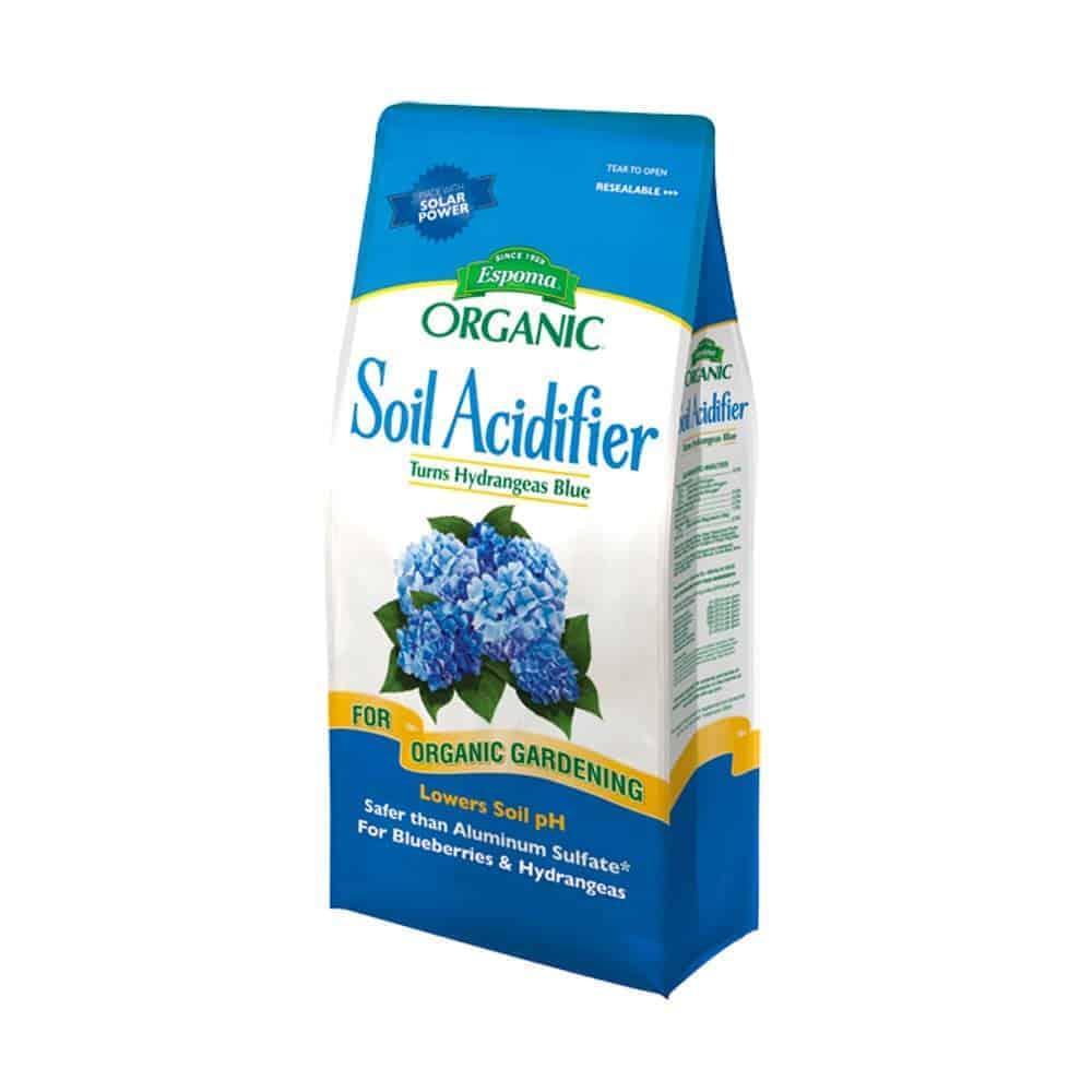 Espoma Organic Soil Acidifier 6lb bag